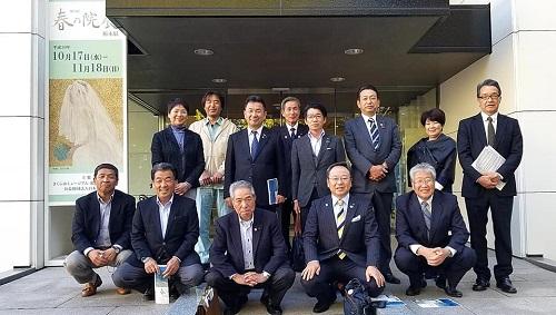 「連合栃木議員懇談会」さくら市へ!①