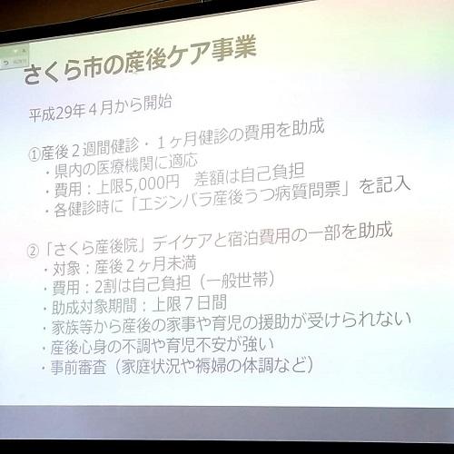 「連合栃木議員懇談会」さくら市へ!④