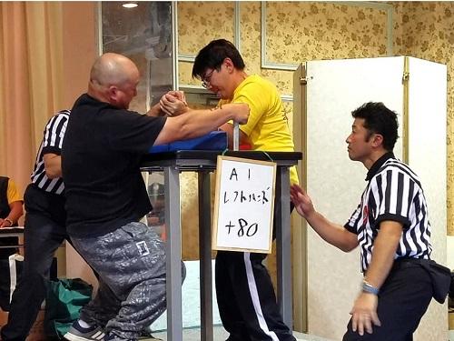 第29回 オール栃木オープン<アームレスリング選手権大会>!③