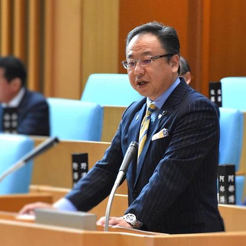 栃木県議会<第353回 通常会議>一般質問に登壇!②