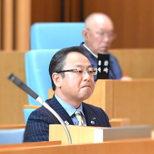 栃木県議会<第353回 通常会議>一般質問に登壇!④