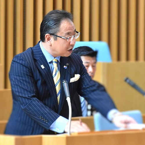 栃木県議会<第353回 通常会議>一般質問に登壇!⑤