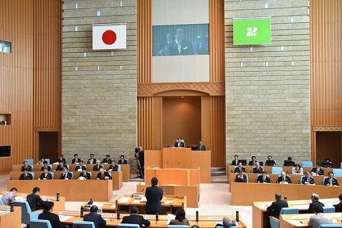 栃木県議会<第353回 通常会議>一般質問に登壇!⑥