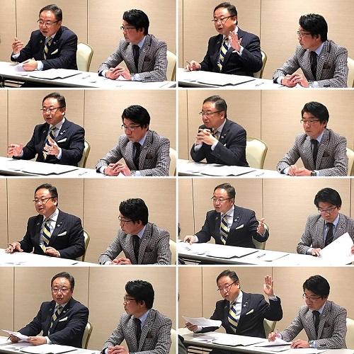 第6回 国民民主党とちぎ<幹事会>!