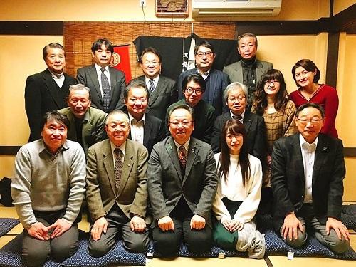 斉藤たかあき後援会<忘年会 2018>!
