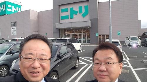 イキイキ宇都宮『うかじ さとる』先輩と!