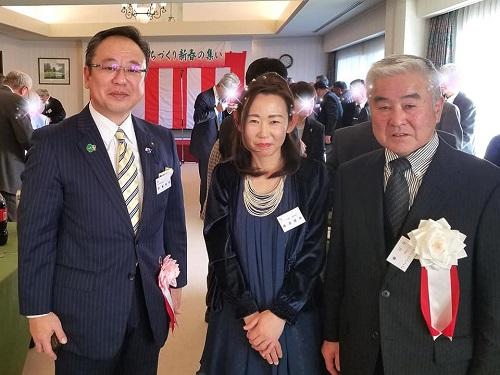 上河内地区まちづくり協議会<新春の集い>!①