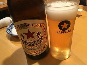 181012春@瓶ビール