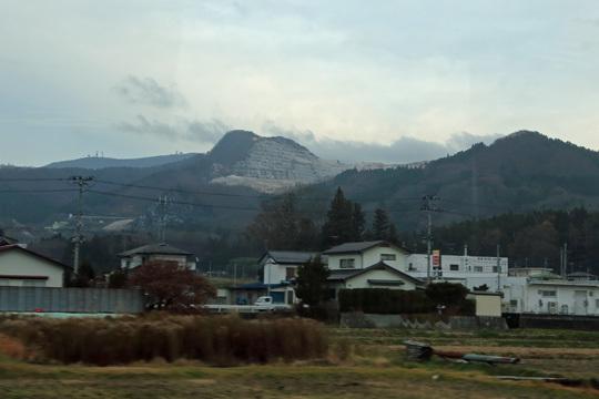 石灰岩の鉱山
