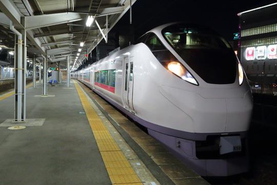 E657系@いわき