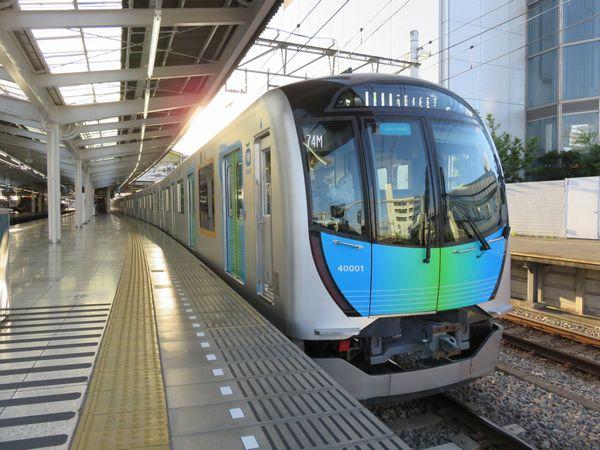 2017年に西武・東京メトロ・東急で運行されている「S-TRAIN」