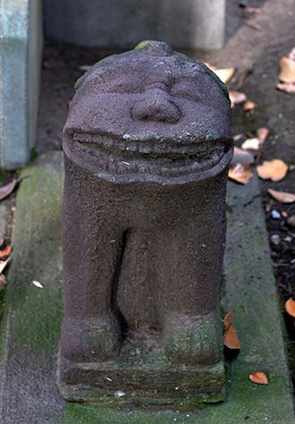 181126川口前川神社の欅⑧