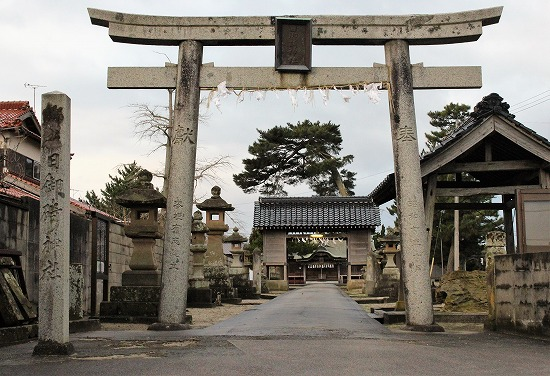 ⑭日御碕神社