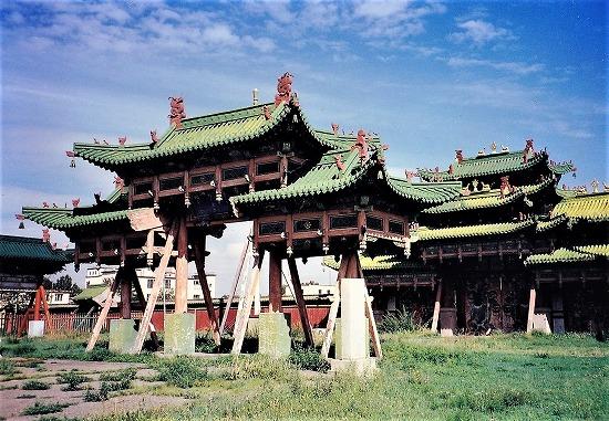 ⑮ボクトハーン寺院博物館