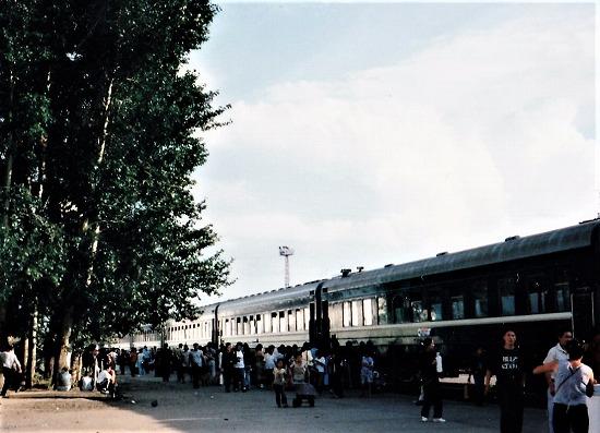 ㉑ダッハム駅
