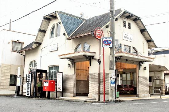 ⑫蛸地蔵駅