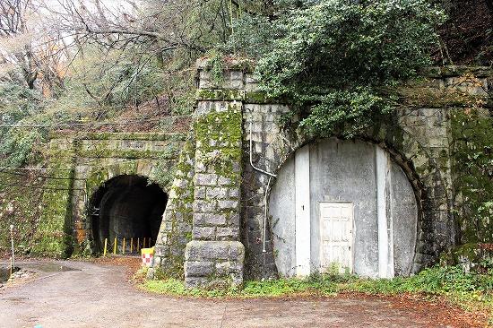⑦逢坂山トンネル