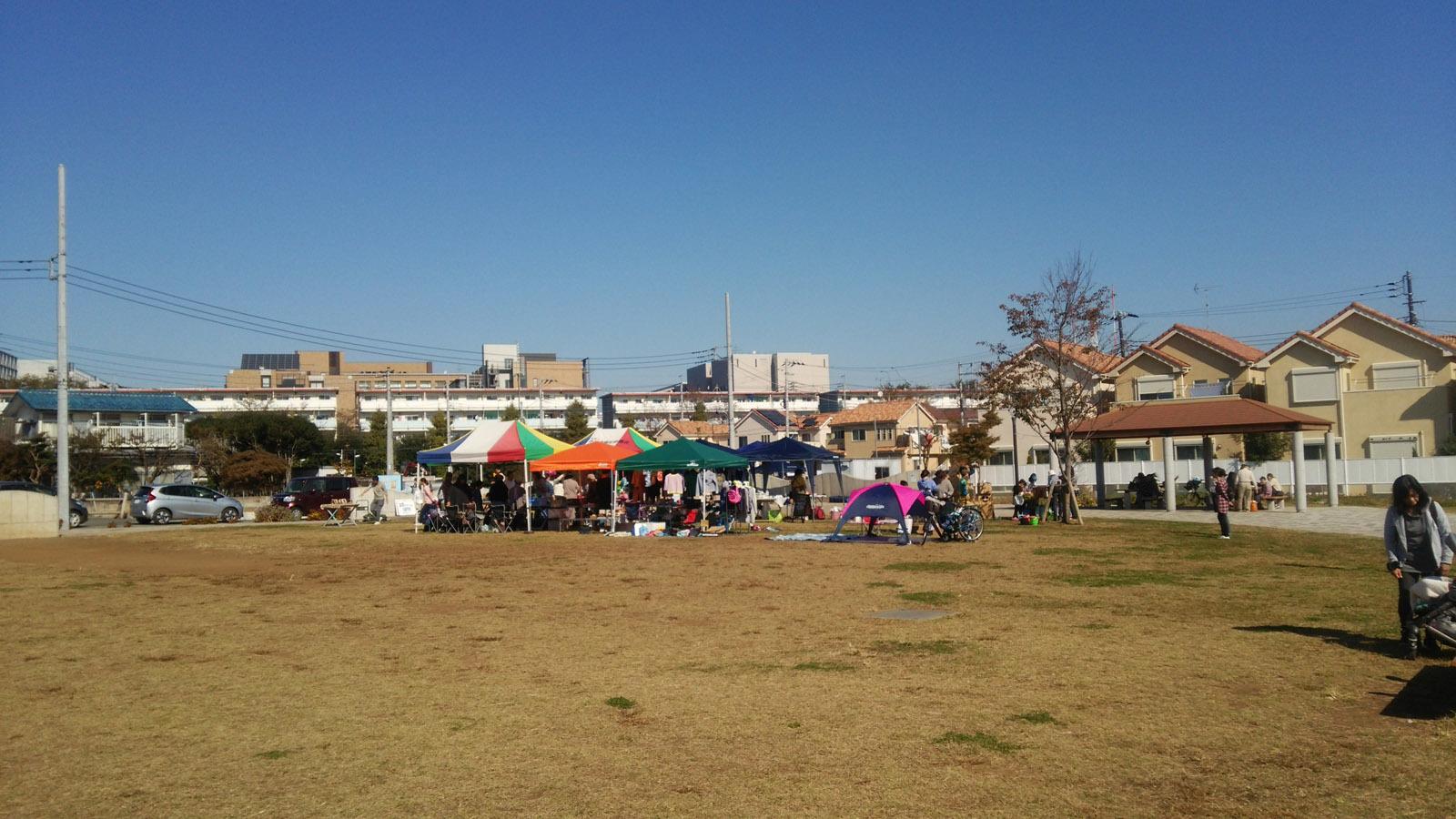 近所の公園DSC