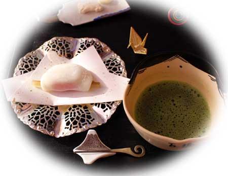 0102お抹茶・花びら餅