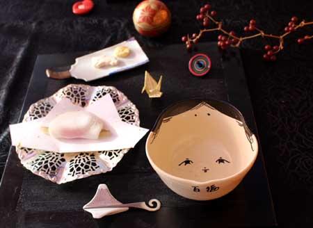 0102百福茶碗
