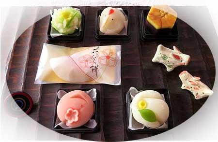 0107 新年の和菓子