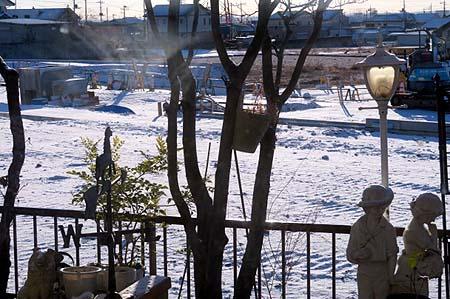 0128少し積雪
