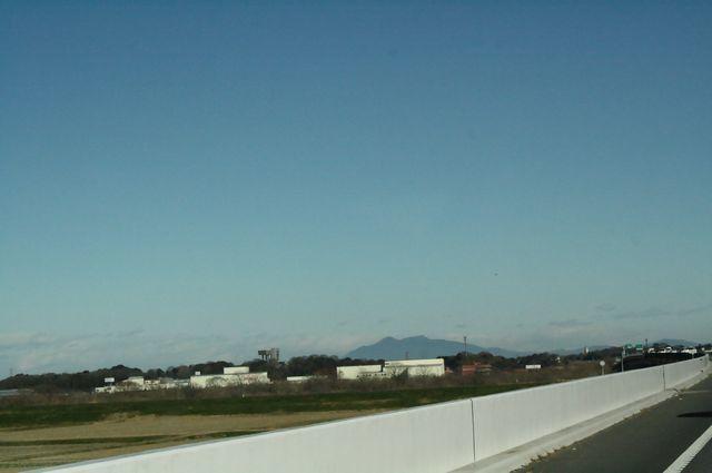 石岡市 自然 八郷 筑波山