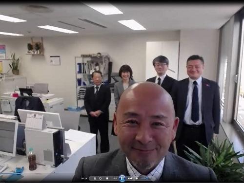 20190225テレビ朝礼1