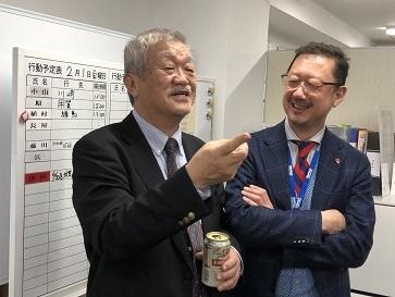 新宿新都心支社 開所式7