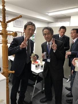 新宿新都心支社 開所式8