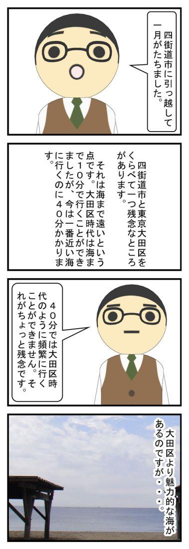 四街道市と東京大田区をくらべると