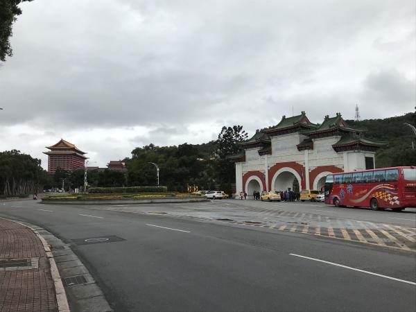 181231-圓山大飯店と国民革命忠烈祠