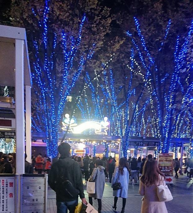 けやき広場イルミ♪1.JPG