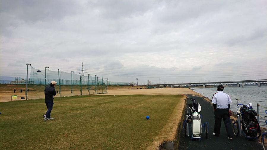 久留米河川敷ゴルフ場