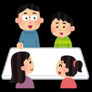 家族、会議