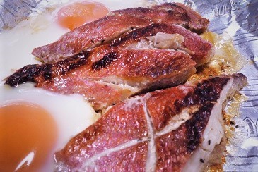 金目鯛焼き