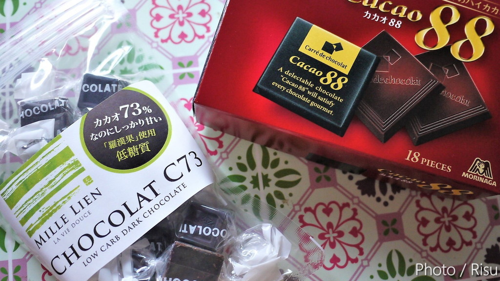 「高カカオチョコ」の賢い食べ方