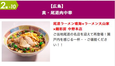 真・尾道肉中華 紹介ページ
