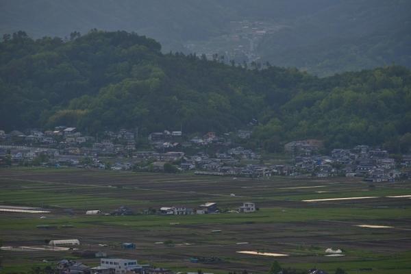 2018年5月11日 上田電鉄別所線 八木沢~舞田 7200系7255編成