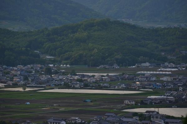 2018年5月11日 上田電鉄別所線 舞田~中野 7200系7255編成