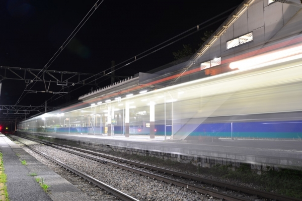 2018年5月27日 JR東日本篠ノ井線 西条 189系N102編成