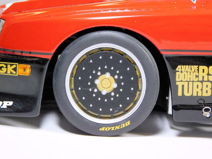日産 スカイライン RSターボ スーパーシルエット 1982