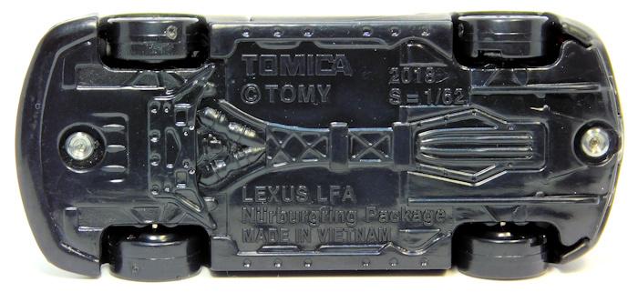 タカラトミーモールオリジナル トミカプレミアム レクサス LFA ニュルブルクリンクパッケージ