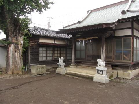 六所王子神社