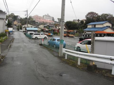 旧東海道 三島市川原ケ谷