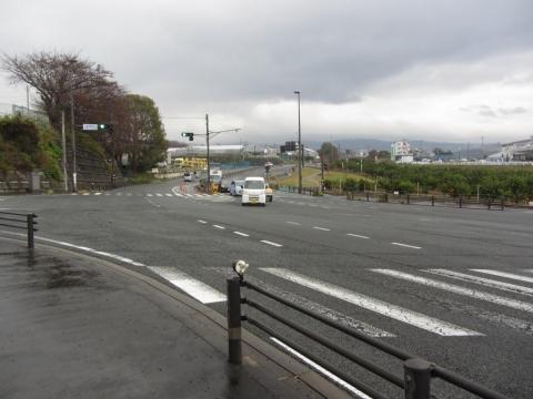 三島塚原I.C交差点