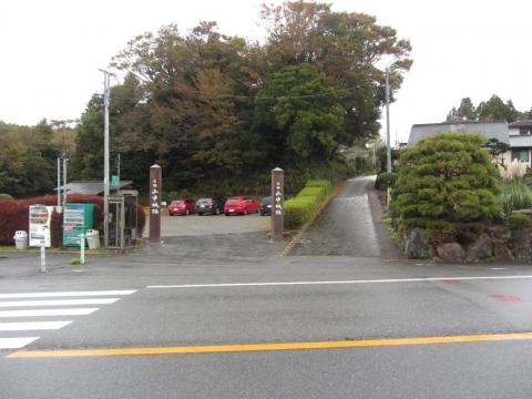 旧東海道 山中新田