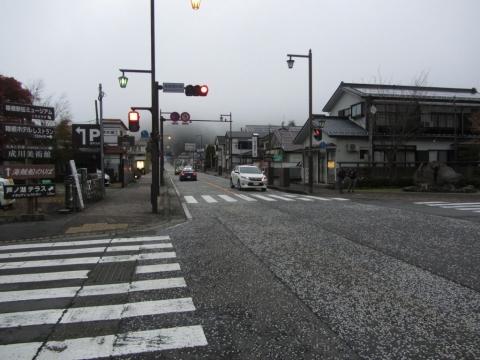 箱根関所南交差点