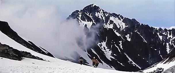 山の讃歌 燃ゆる若者たち