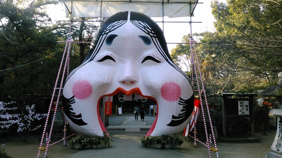 日吉神社二
